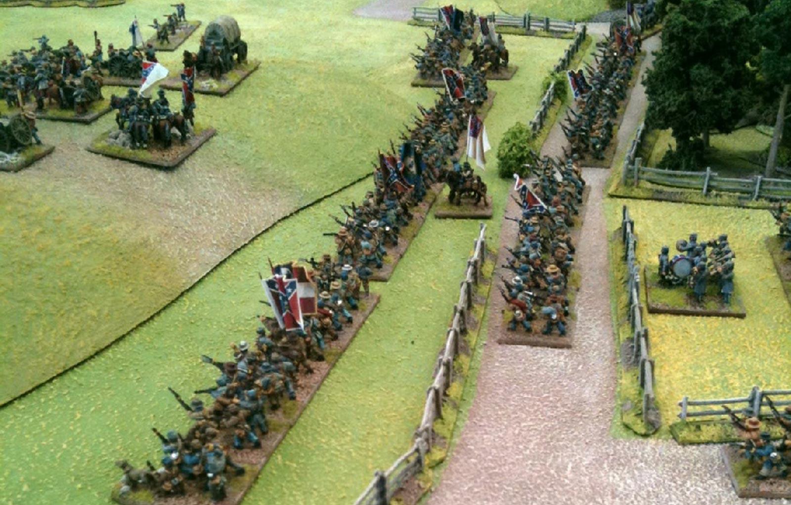 Jeux d'histoire avec figurines