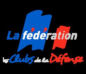 Logo Féfération des Clubs de la Défense